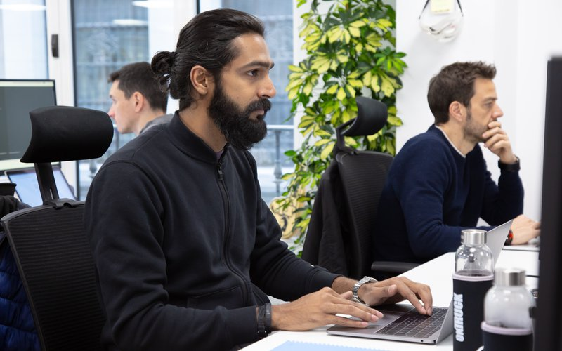 tech team ontruck