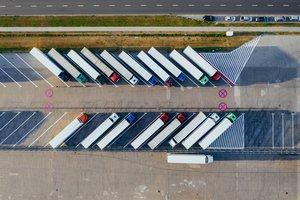 Cross docking transport 24h