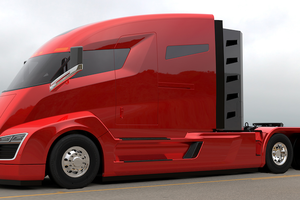 OnTruck - Camión eléctrico para transporte de mercancías - Nikola one p66