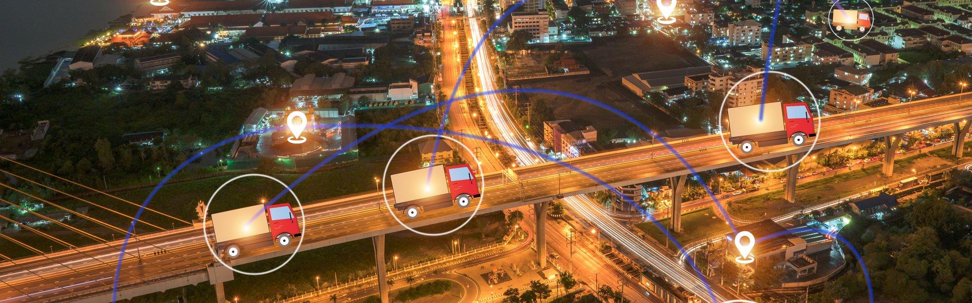 Logistic GPS tracking Followers p540en